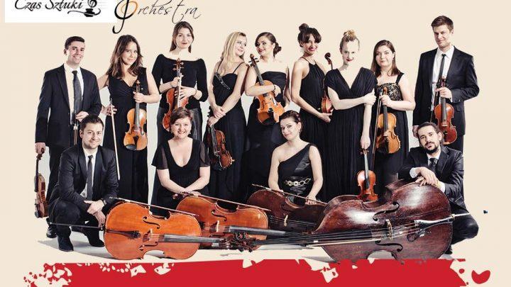 Koncert w Cegłowie – Orkiestra kameralna